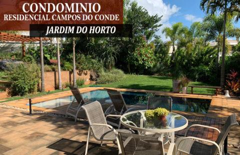 Casa a venda no condomínio Campos do Conde, em Rio Claro/SP