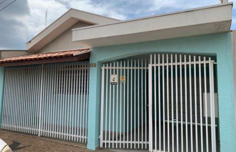 Casa para locação no Bairro do Estádio, em Rio Claro/SP